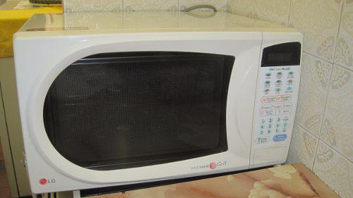 Horno Microondas Lg Intelowave Grill 32lts