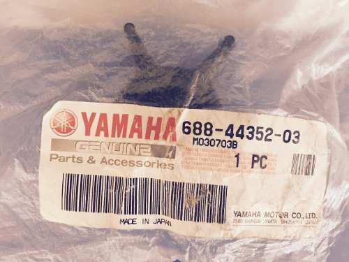 Impeller bomba de agua motor fuera de borda yamaha original
