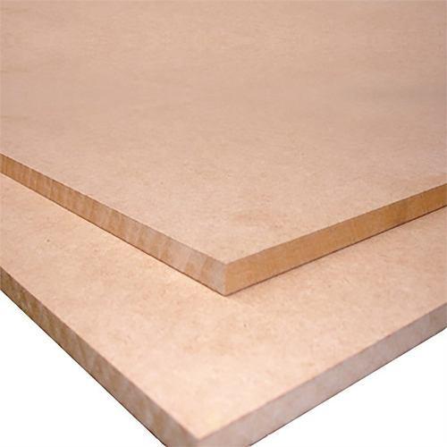 Lamina mdf 183 x 244 x 12mm madera carpintería 8001-019