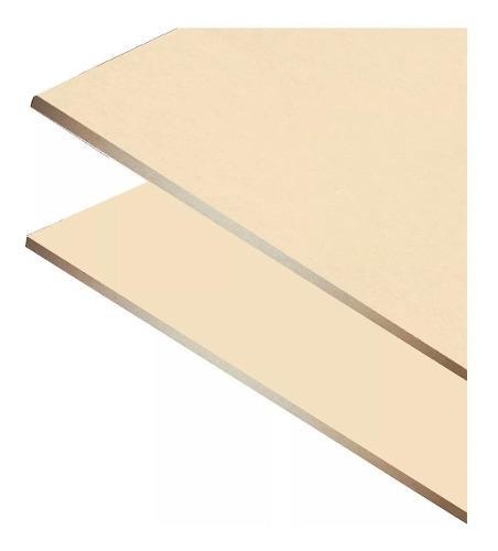 Laminas mdf 183 x 244 x 15mm al crudo carpintería madera