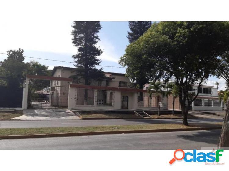 Casa quinta en el oeste de barquisimeto