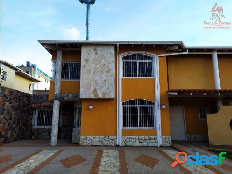 Townhouse en venta la morita 0426-5334038 ybg