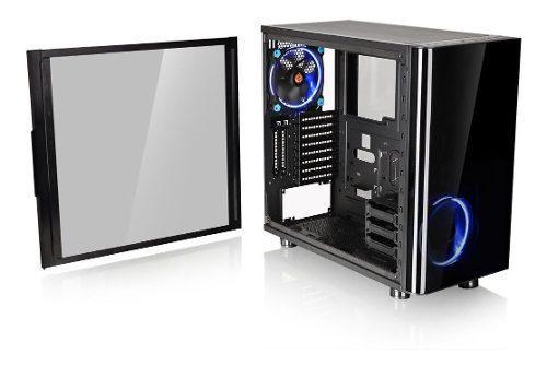 Chasis pc gaming case thermaltake view 31 mid tower vidrio