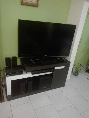 Combo tv de 42 pulgadas lg / bluray sony / home theatre / me