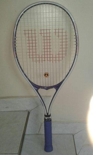 Raqueta tenis wilson original l3 4 3/8