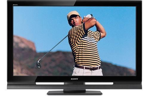 Tv sony bravia 46 lcd full hd 1080p 4-hdmi kdl-46s4100 250v