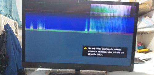 Tv sony bravia lcd 40 para reparar o repuesto