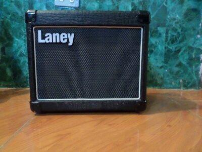 Amplificador laney para guitarra electrica