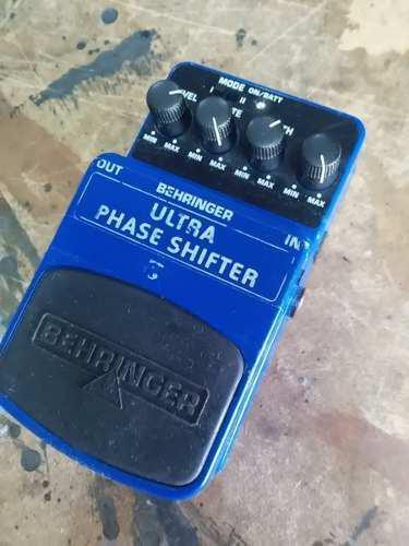 Behringer up300 ultra phase shifter