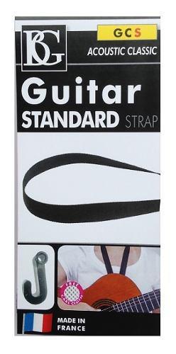 Bg correa para guitarra acústica clásica gcs