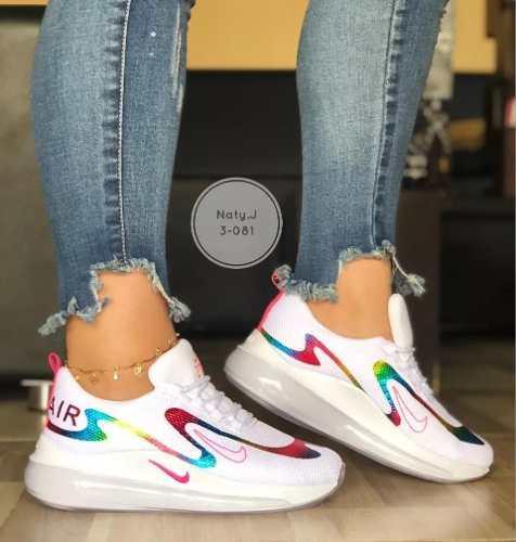 Botas de mujer adidas nike calzado zapatos sandalias cholas