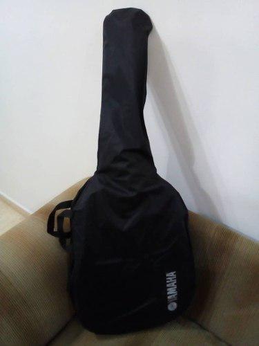 Guitarra acústica folk yamaha f 310 + forro
