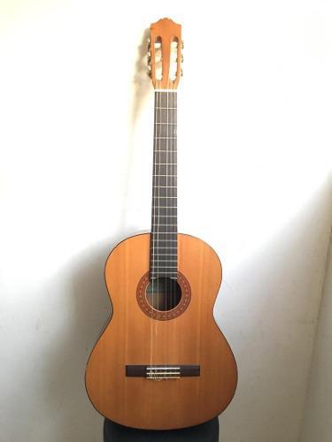 Guitarra acústica yamaha c40 usada