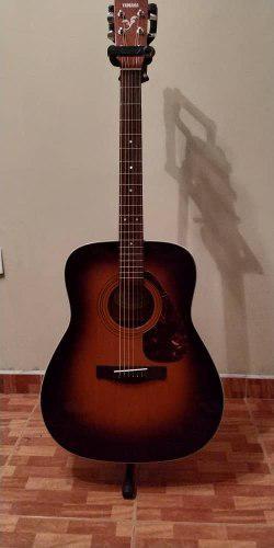 Guitarra acustica folk yamaha f-370 tbs (110v)