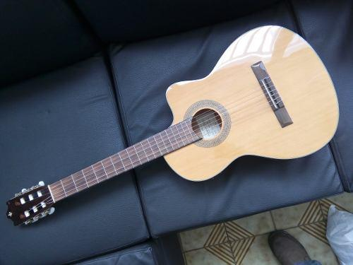 Guitarra ibanez electro clasica g5eceam acustica excelente