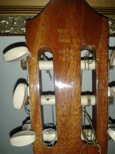 Guitarra vicente tatay tomas (vitato) 210vrd