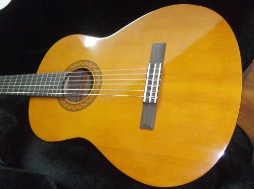 Guitarra yamaha c.40 como nueva super estuche antishop