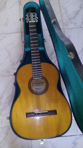 Guitarra yamaha nippon gakki nº 100 año 1965