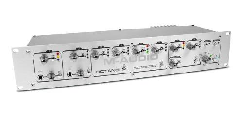 M-audio octane 8-channel digital preamp