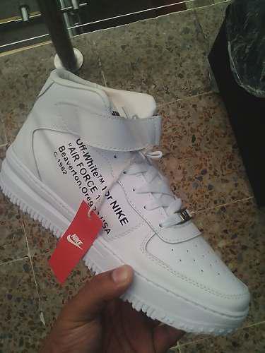 Nike air force one hi