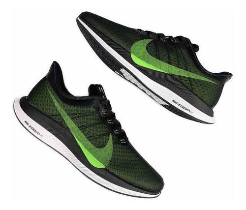 Nike zoom pegasus 35 turbo black lime blast