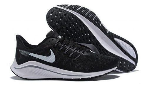 Nike zoom vomero 14 negro/blanco
