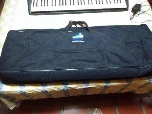 Teclado casio ctk-451 c/ su cargador y forro (90)