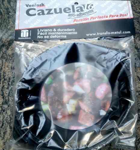 Cazuela anti-adherente teflon