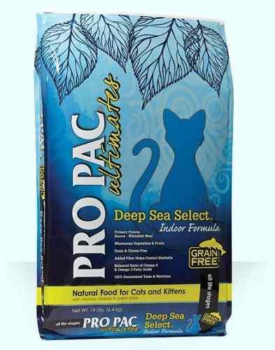 Gatarina Pro Pac Ultimate, Pescado, Super Premium