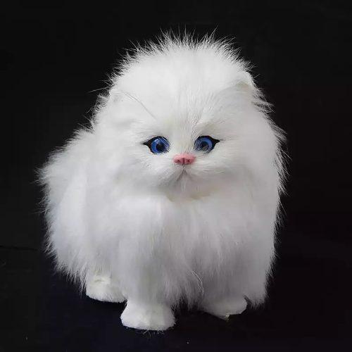 Gato Juguetes Simulación Animal
