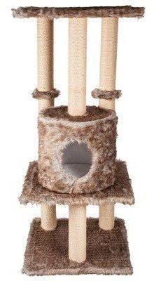 Juguete para gatos torre arañador rascador 45x45x108cm