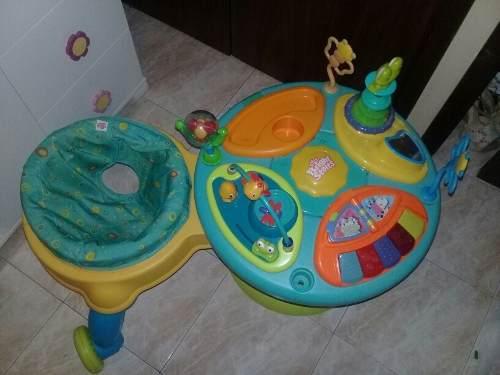Remato andadera estática para bebé juguete gimnasio