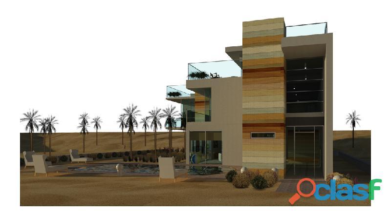 Diseño de planos arquitectónicos en 2d y 3d