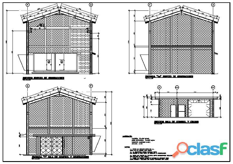 Diseño De Planos Arquitectónicos En 2d Y 3d 7