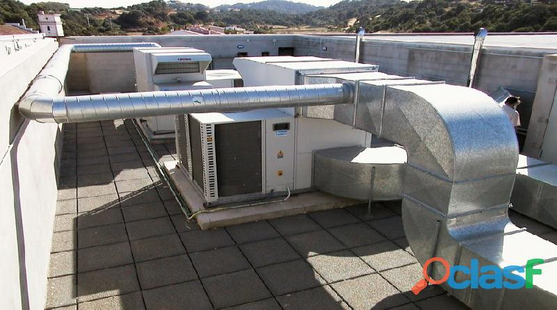 Reparación bóvedas y archivos móviles aires acondicionado