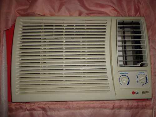 Aire acondicionado de ventana lg 12000 btu 220v