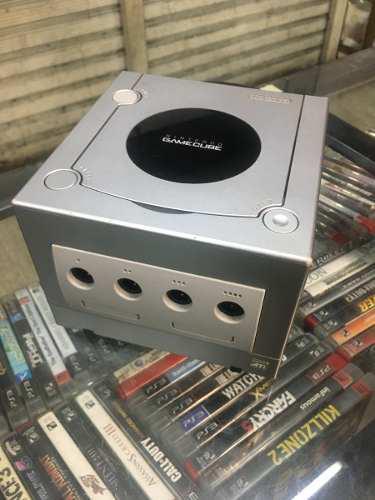 Nintendo game cube 2 juegos originales tienda garantia