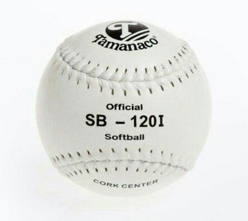 Pelota softbol tamanaco importada