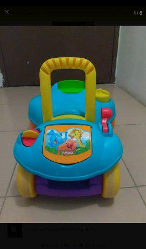 Carrito Playskool Para Bebes
