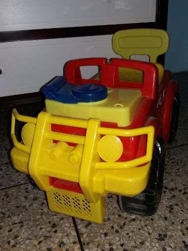 Juguete Para Niños! Camión De Bomberos!