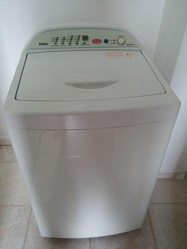 Lavadora carga superior de 6 kilos y medio automática