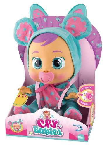 Muñeco Cry Babies Bebe Llorón Lala