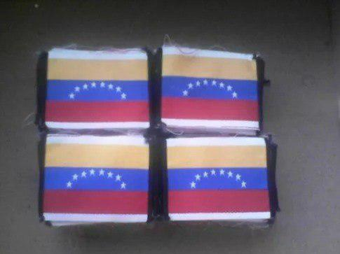 Parche Bandera De Venezuela 8 Estrellas 2 Unidades