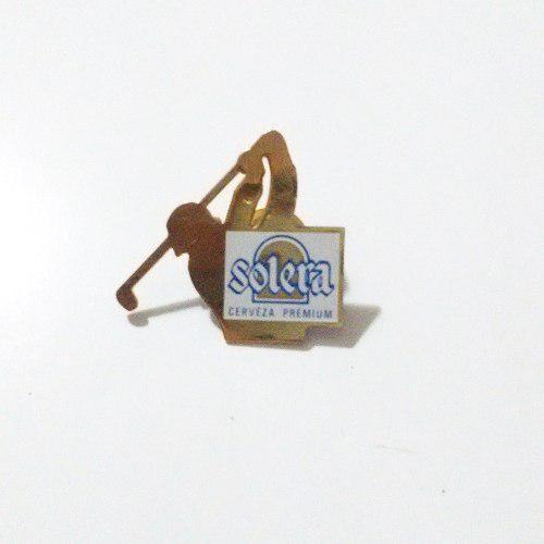 Pin Polar Solera Golf, Escaso