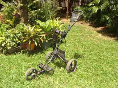 Carrito De Golf Bagboy (85 Vrds) 3 Ruedas.