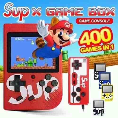 Consola de video juegos game sup