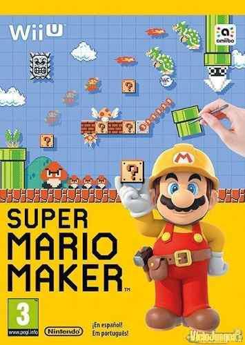 Juegos Digitales Wii U Puerto Ordaz Mario Maker Y Mas Pack