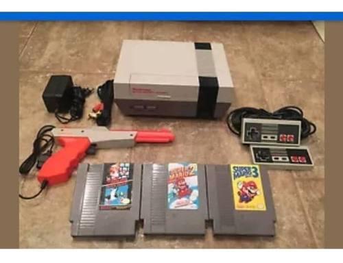 Nintendo Consola Original. 90 Norteños.