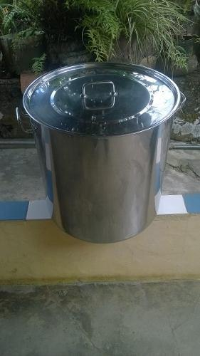 Olla acero inoxidable 65 litros