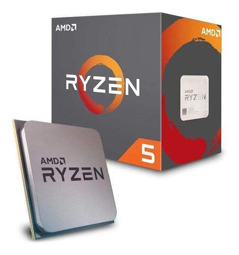 Procesador Amd Ryzen 5 2600 Socket Am4 3.4ghz Nuevo Sellado